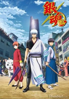 Phim Gintama.: Shirogane no Tamashii-hen - Kouhan-sen - Gintama.: Silver Soul Arc - Second Half War (2018)