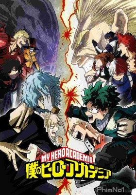 Phim Boku no Hero Academia 3rd Season - My Hero Academia 3 (2018)