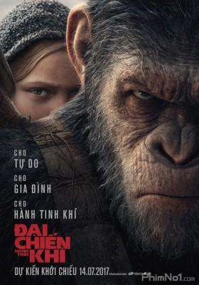 Phim Đại Chiến Hành Tinh Khỉ - War for the Planet of the Apes (2017)