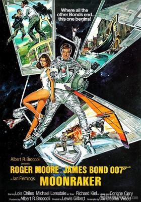 Phim Điệp Viên 007: Người Đi Tìm Mặt Trăng - Bond 11: Moonraker (1979)