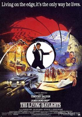Phim Điệp Viên 007: Ánh Sáng Ban Ngày - Bond 15: The Living Daylights (1987)