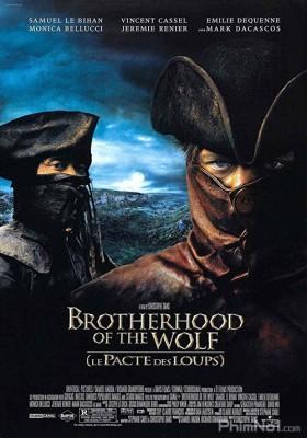 Phim Anh Em Nhà Sói - Brotherhood of the Wolf (2001)