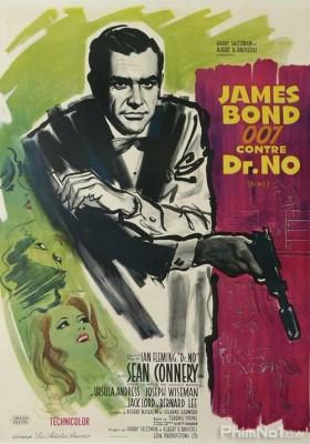 Phim Điệp Viên 007: Tiến Sĩ No - Bond 1: Dr. No (1962)