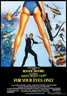 Phim Điệp Viên 007: Riêng Cho Đôi Mắt Em - Bond 12: For Your Eyes Only (1981)