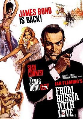 Phim Điệp Viên 007: Tình Yêu Đến Từ Nước Nga - Bond 2: From Russia with Love (1963)