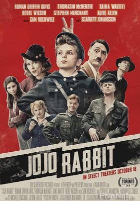 Phim Jojo Thỏ Đế - Jojo Rabbit (2019)
