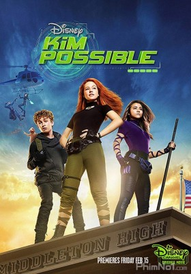 Phim Kim 5 - Kim Possible (2019)