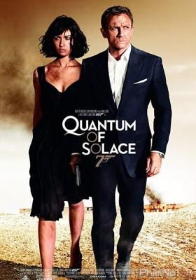 Phim Điệp Viên 007: Định Mức Khuây Khỏa - Bond 22: Quantum of Solace (2008)