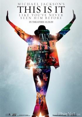 Phim Đó Là Anh - This Is It (2009)
