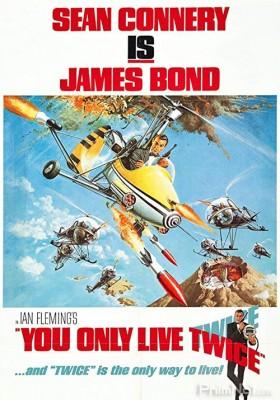Phim Điệp Viên 007: Anh Chỉ Sống Hai Lần - Bond 5: You Only Live Twice (1967)
