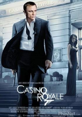 Phim Điệp Viên 007: Sòng Bạc Hoàng Gia - Bond 21: Casino Royale (2006)