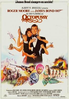 Phim Điệp Viên 007: Vòi Bạch Tuột - Bond 13: Octopussy (1983)