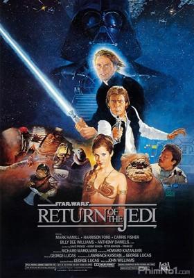 Phim Chiến Tranh Giữa Các Vì Sao 6: Sự Trở Lại Của Jedi - Star Wars: Episode VI - Return of the Jedi (1983)