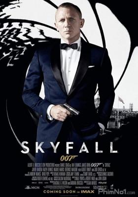 Phim Điệp Viên 007: Tử địa Skyfall - Bond 23: Skyfall (2012)