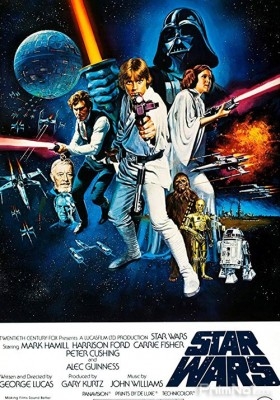 Phim Chiến Tranh Giữa Các Vì Sao 4: Niềm Hy Vọng Mới - Star Wars: Episode IV - A New Hope (1977)
