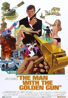 Phim Điệp Viên 007: Sát Thủ Với Khẩu Súng Vàng - Bond 9: The Man with the Golden Gun (1974)