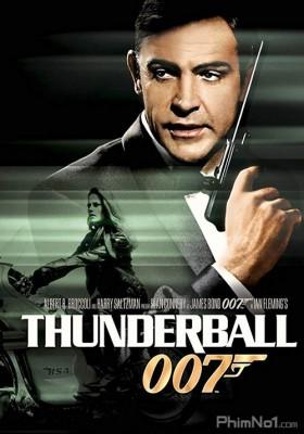 Phim Điệp Viên 007: Quả Cầu Sấm Sét - Bond 4: Thunderball (1965)