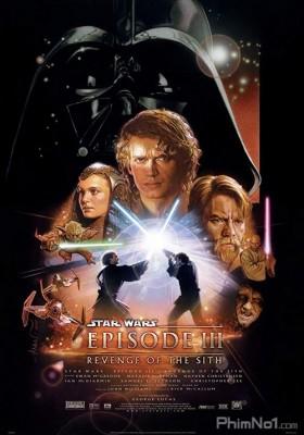 Phim Chiến Tranh Giữa Các Vì Sao 3: Sự Trả Thù Của Người Sith - Star Wars: Episode III - Revenge of the Sith (2005)