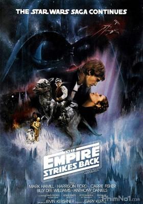 Phim Chiến Tranh Giữa Các Vì Sao 5: Đế Chế Phản Công - Star Wars: Episode V - The Empire Strikes Back (1980)