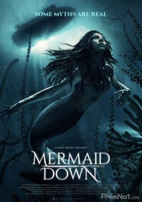 Phim Người Cá Báo Thù - Mermaid Down (2019)