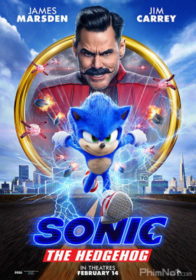 Phim Nhím Sonic - Sonic the Hedgehog (2020)