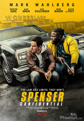 Phim Công Lý Của Spenser - Spenser Confidential (2020)