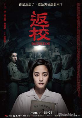 Phim Trở Lại Mái Trường - Detention (2019)