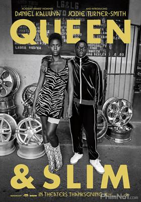 Phim Queen Và Slim - Queen & Slim (2019)