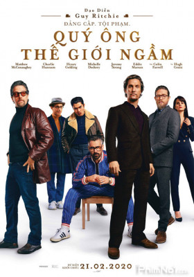 Phim Quý Ông Thế Giới Ngầm - The Gentlemen (2019)