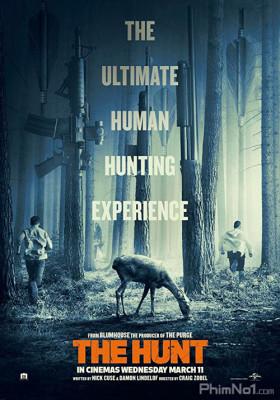 Phim Cuộc Săn Lùng - The Hunt (2020)