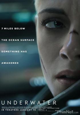 Phim Kẻ Săn Mồi Biển Sâu - Underwater (2020)