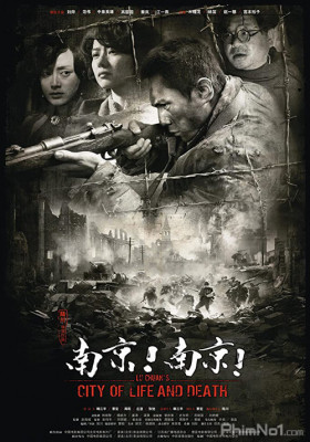 Phim Thảm Sát Ở Nam Kinh - City of Life and Death (2009)