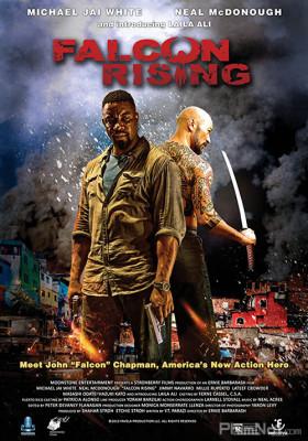 Phim Chim Ưng Trỗi Dậy - Falcon Rising (2014)