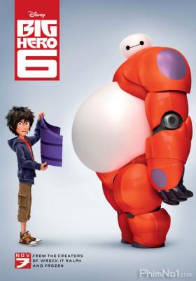 Phim Biệt Đội Big Hero 6 - Big Hero 6 (2014)