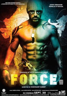 Phim Đối Đầu Trùm Ma Túy - Force (2011)