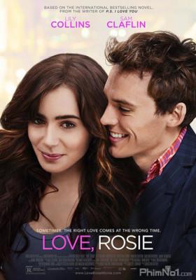 Phim Nơi Cuối Cầu Vồng (Bồng Bột Tuổi Dậy Thì) - Love, Rosie (2014)