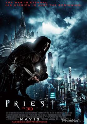 Phim Giáo Sĩ - Priest (2011)