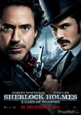 Phim Thám Tử Sherlock Holmes 2: Trò Chơi Của Bóng Tối - Sherlock Holmes: A Game of Shadows (2011)