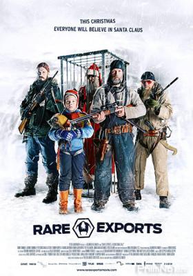Phim Dị Bản: Quỷ Già Noel - Rare Exports: A Christmas Tale (2010)