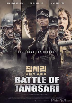 Phim Trận Chiến Ở Jangsari - The Battle of Jangsari (2019)
