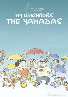 Phim Gia Đình Nhà Yamada - My Neighbors the Yamadas (1999)