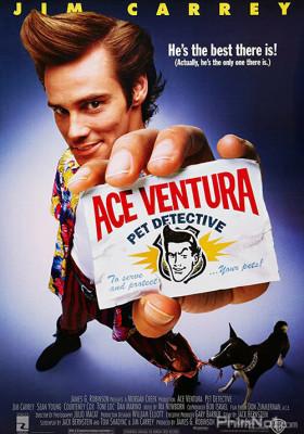 Phim Thám Tử Thú Cưng - Ace Ventura: Pet Detective (1994)