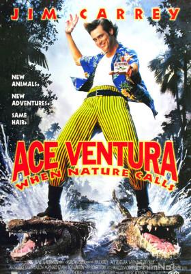 Phim Thám Tử Thú Cưng: Khi Thiên Nhiên Vẫy Gọi - Ace Ventura: When Nature Calls (1995)
