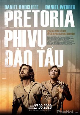 Phim Phi Vụ Đào Tẩu - Escape from Pretoria (2020)
