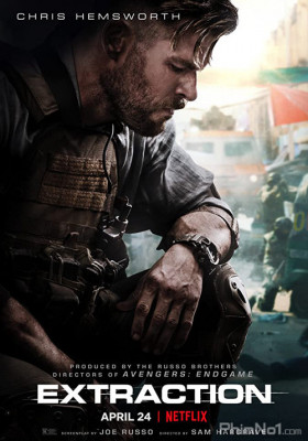 Phim Tyler Rake: Nhiệm Vụ Giải Cứu - Extraction (2020)
