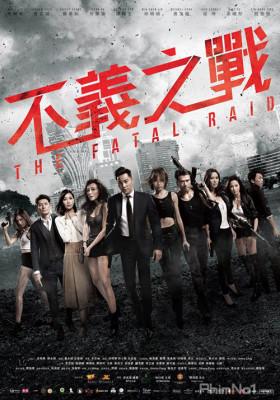 Phim Đặc Nhiệm Mỹ Nhân 2 - Special Female Force 2: The Fatal Raid (2020)