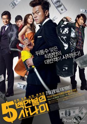 Phim Ông Trùm Triệu Đô - A Millionaire On The Run (2012)