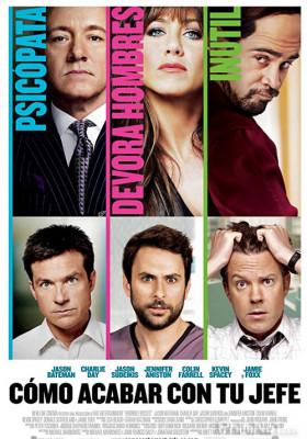 Phim Những Vị Sếp Khó Tính - Horrible Bosses (2011)