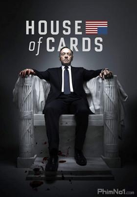Phim Sóng Gió Chính Trường: Phần 1 - House of Cards Season 1 (2013)