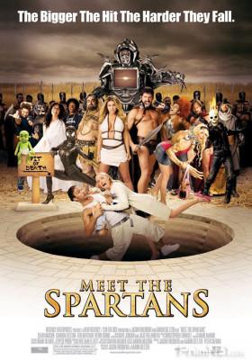 Phim Liên Khúc Phim Hành Động (300 Chiến Binh Chế) - Meet the Spartans (2008)